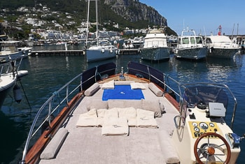 Capri Summer Tour